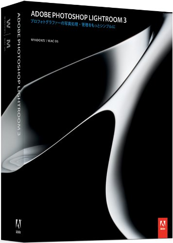 Adobe Photoshop Lightroom 3.0 Macintosh版